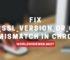 ERR_SSL_VERSION_OR_CIPHER_MISMATCH in Chrome